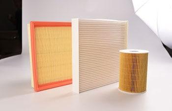 Filtro de aire de papel