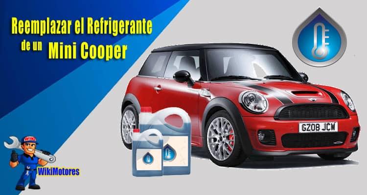 Imagen de Reemplazar Refrigerante de Mini Cooper 1