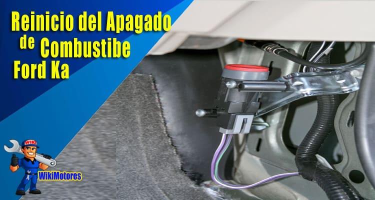 Imagen de Sensor de Impacto de Ford Ka 3