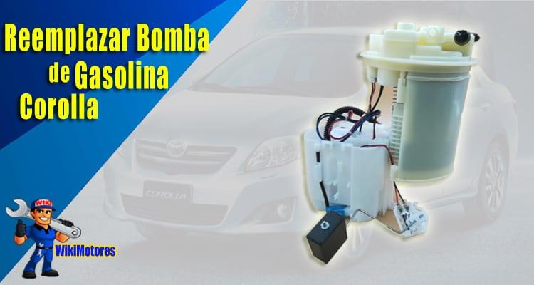 Imagen de bomba de gasolina corolla 1