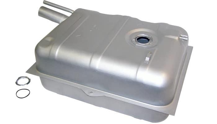 Tanque de combustible del vehículo