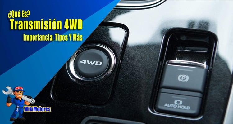 Transmision 4WD 2