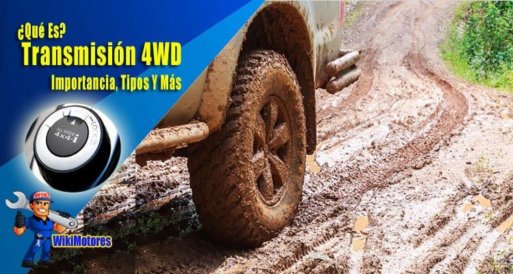 Transmision 4WD 3