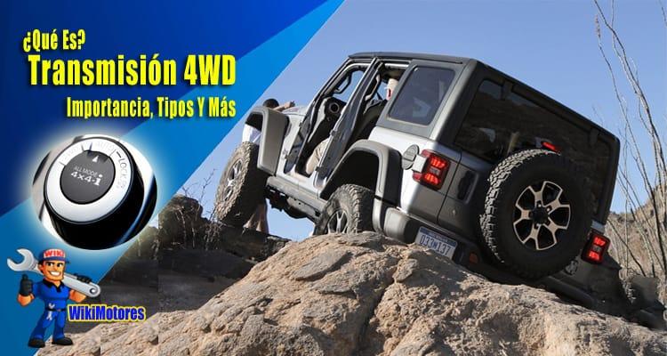 Transmision 4WD 4