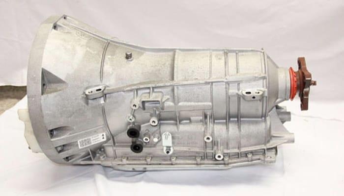 Fallas en la Transmisión de Una Ford F150