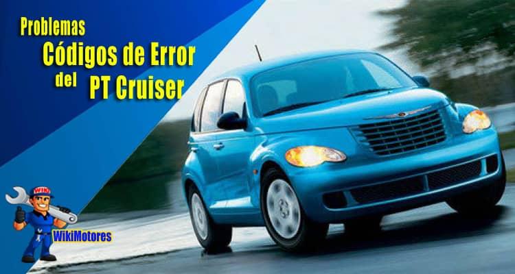 Problemas de Codigos de Error del PT Cruiser 1