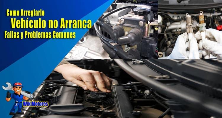 Vehiculo no Arranca como Arreglarlo Fallas 6