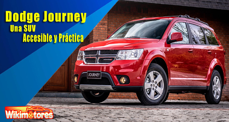 Dodge Journey Opiniones 1