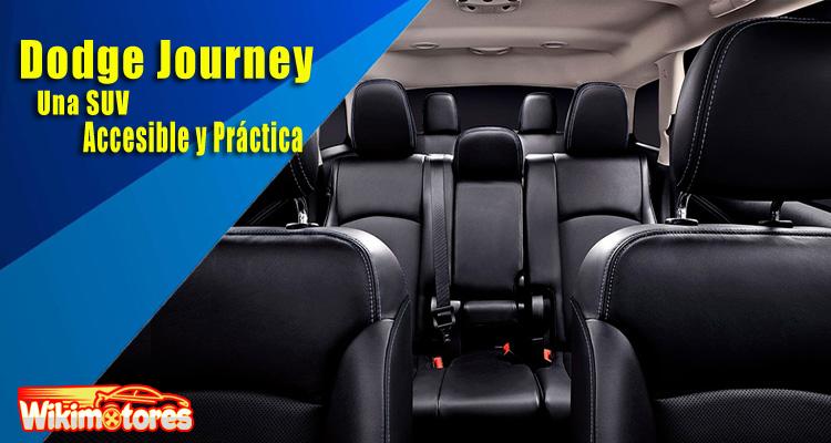 Dodge Journey Opiniones 3