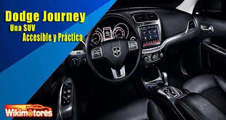 Dodge Journey Opiniones 4