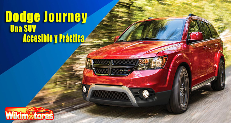Dodge Journey Opiniones 6