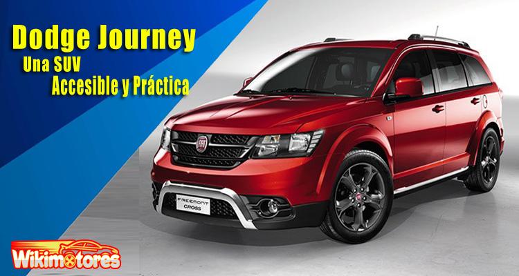 Dodge Journey Opiniones 9