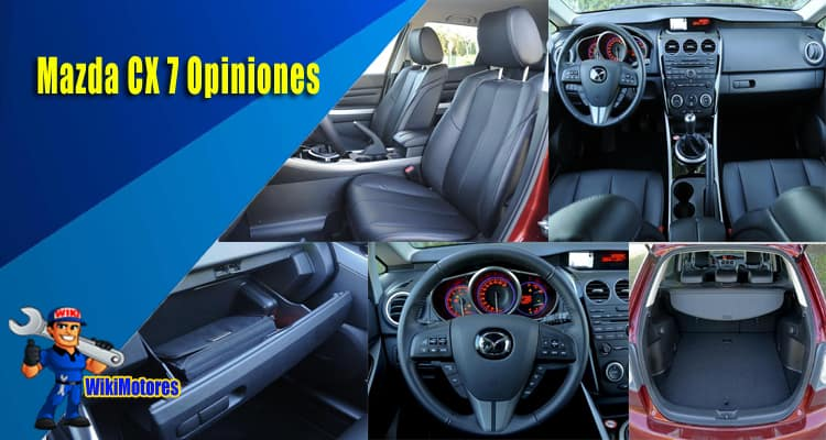 Mazda CX 7 Opiniones 3