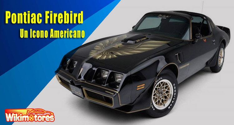 Pontiac Firebird, Un Icono Americano 1