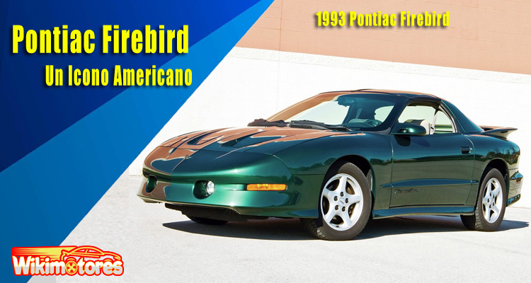 Pontiac Firebird, Un Icono Americano 11