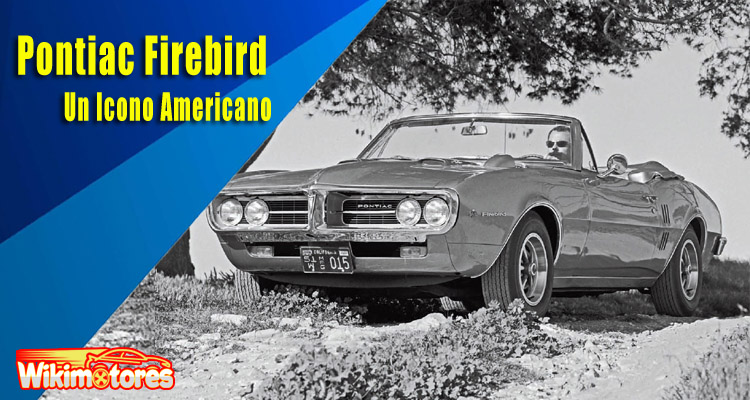 Pontiac Firebird, Un Icono Americano 2