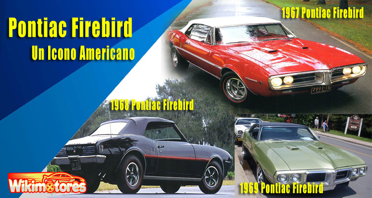 Pontiac Firebird, Un Icono Americano 4