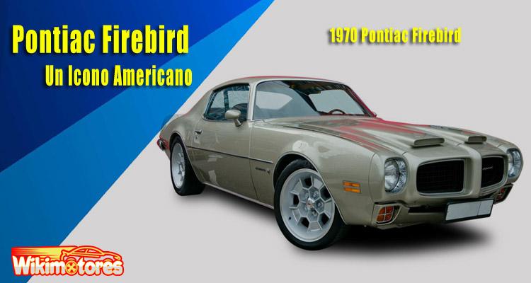 Pontiac Firebird, Un Icono Americano 5