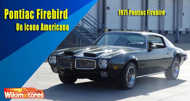 Pontiac Firebird, Un Icono Americano 6