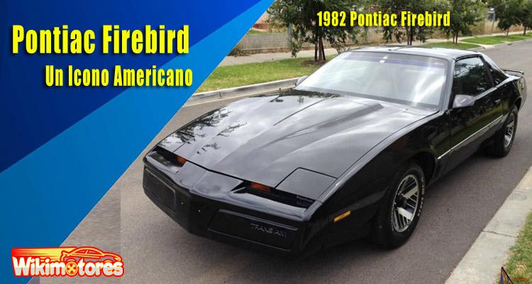 Pontiac Firebird, Un Icono Americano 9