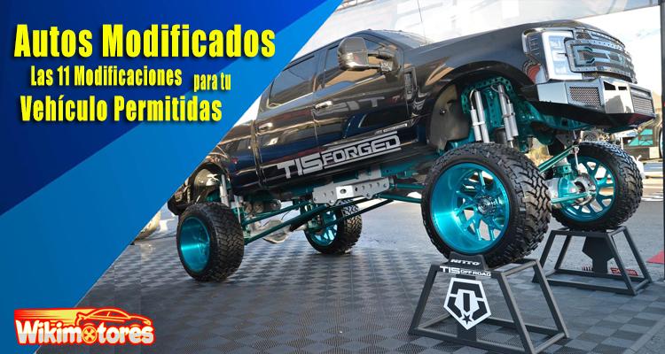 Autos Modificados, 02