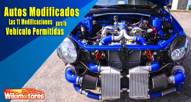 Autos Modificados, 03