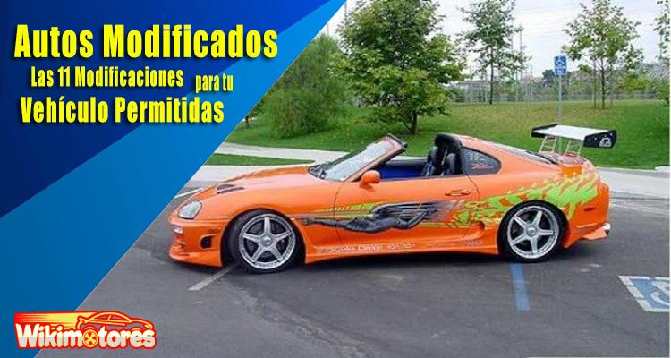 Autos Modificados, 06