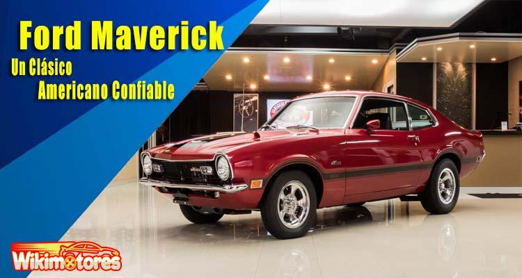Ford Maverick 01