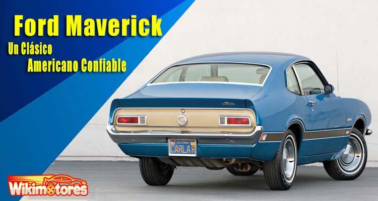 Ford Maverick 02