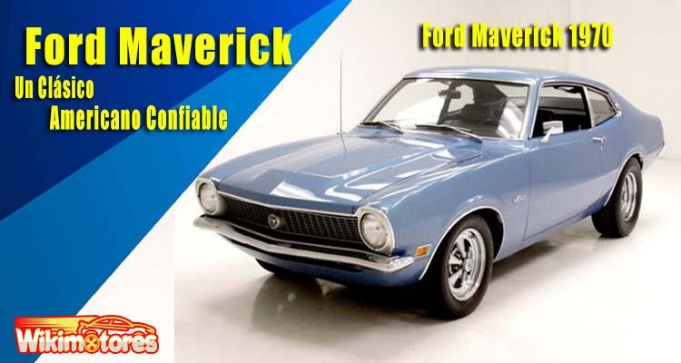 Ford Maverick 05