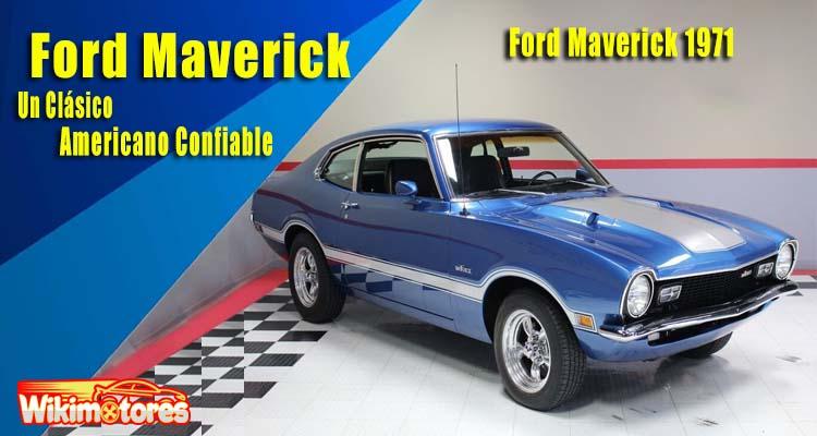 Ford Maverick 06