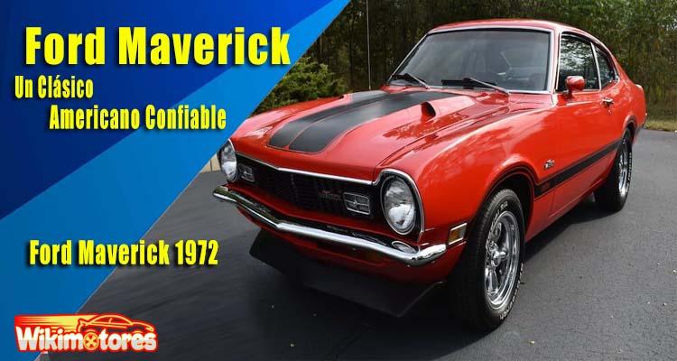 Ford Maverick 07