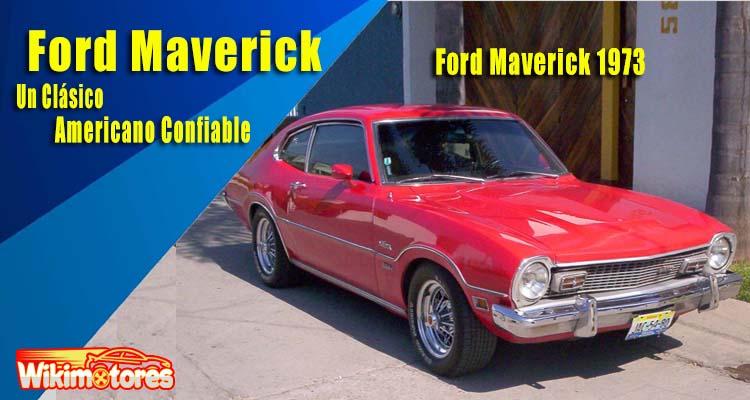 Ford Maverick 08