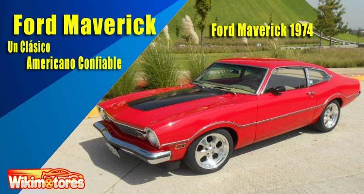 Ford Maverick 09