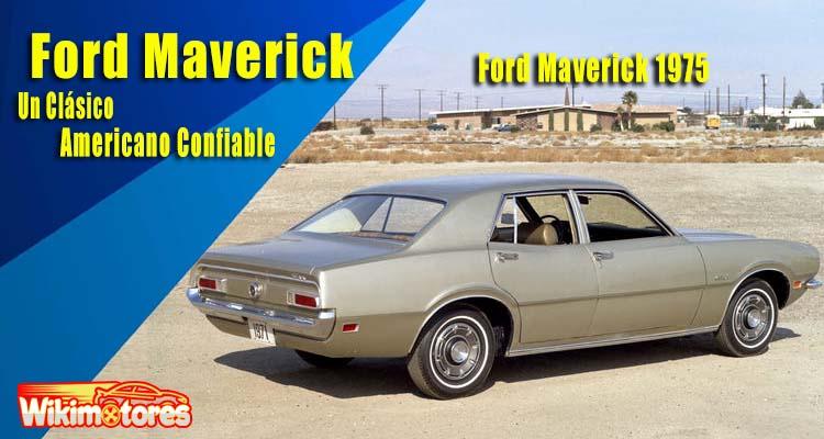 Ford Maverick 10