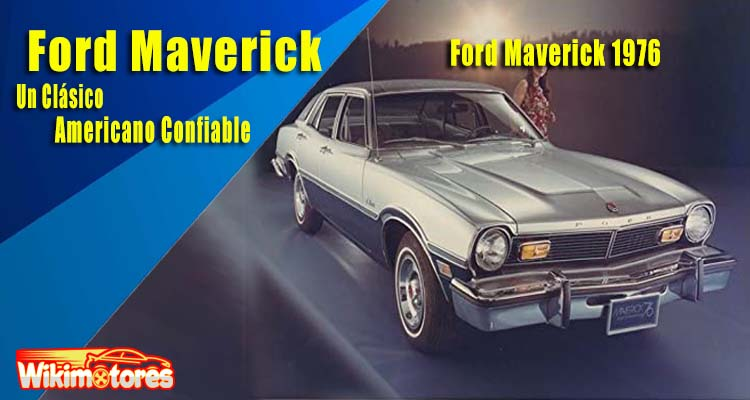 Ford Maverick 11