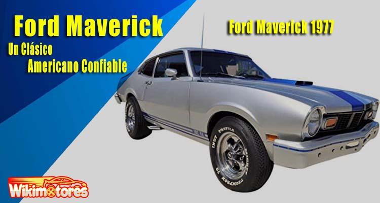 Ford Maverick 12