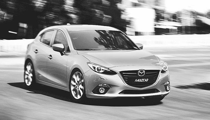 Mazda 3 tercera generacion