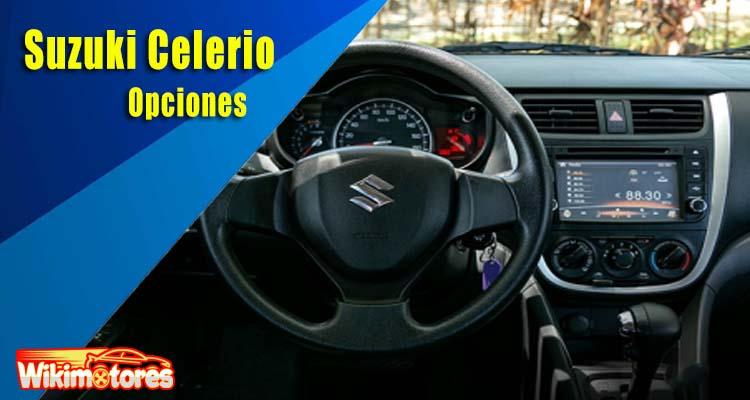 Suzuki Celerio Opiniones 04