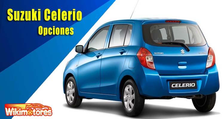 Suzuki Celerio Opiniones 05