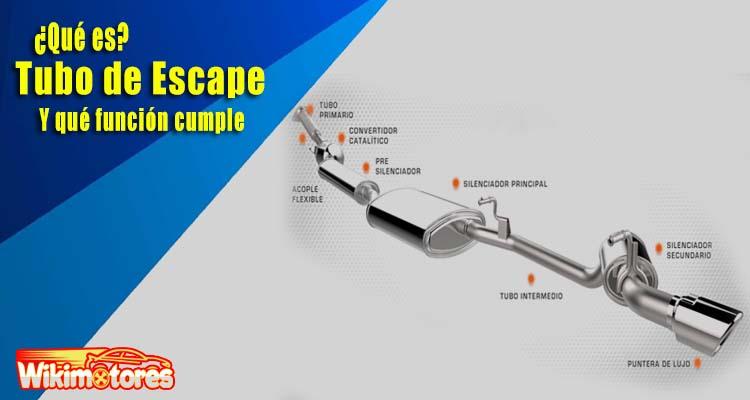 Tubo de Escape 03