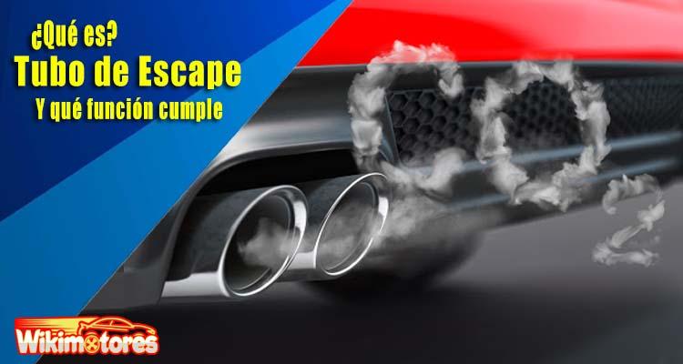 Tubo de Escape 04